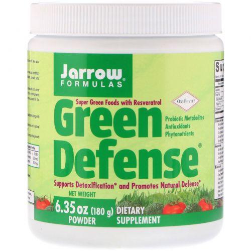 Jarrow Formulas, Green Defense Powder, 6.35 oz (180 g)