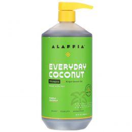 Everyday Coconut, Coconut Shampoo, Hydrating, Normal/Dry Hair, Purely Coconut, 32 fl oz (950 ml)