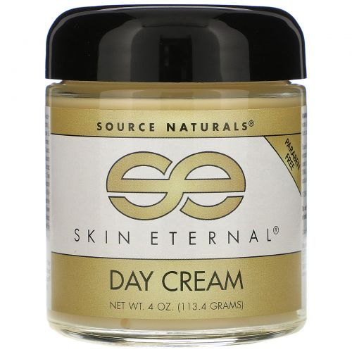 Source Naturals, Дневной крем Skin Eternal, 113,4 г