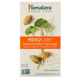 Himalaya Herbal Healthcare, MenoCare, 120 растительных капсул