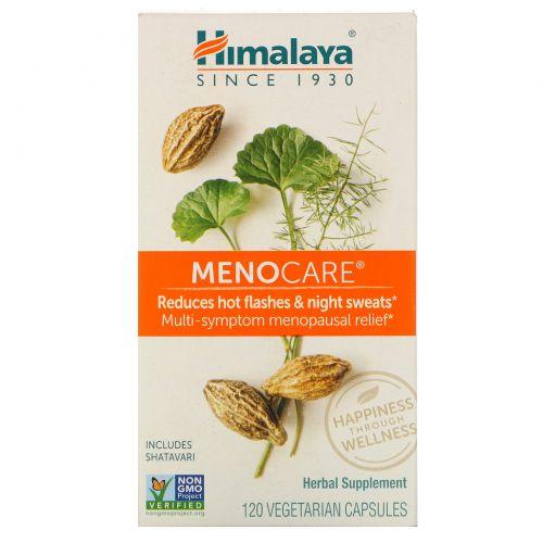 Himalaya, MenoCare, 120 вегетарианских капсул
