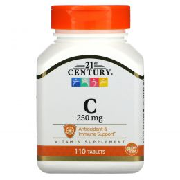 21st Century, C-250, 110 таблеток