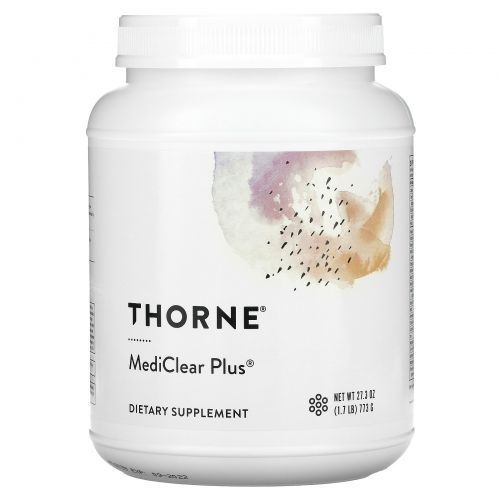 Thorne Research, MediClear Plus, 761 г (26,8 унции)