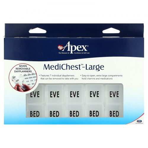 Apex, MediChest, большой