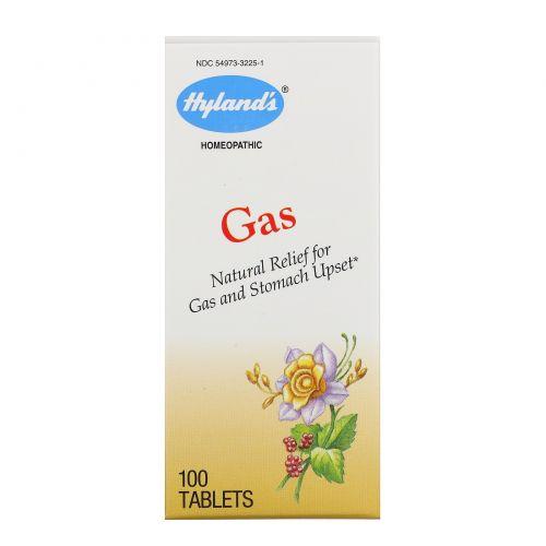Hyland's, Газ, 100 таблеток