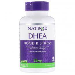 Natrol, ДГЭА, 25 мг, 300 таблеток