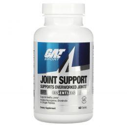GAT, Essentials, здоровье суставов, 60 таблеток