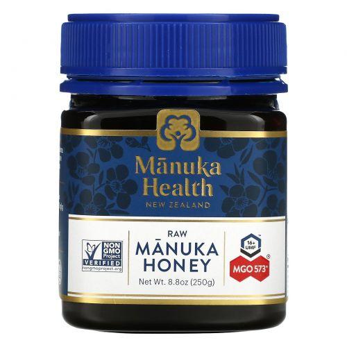 Manuka Health, MGO 550+, Лесной мед манука, 8,75 унции (250 г)