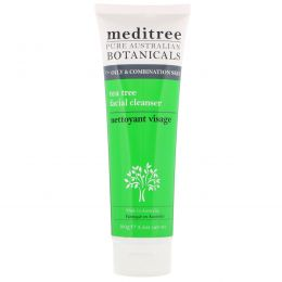 Meditree, Pure Australian Botanicals, Tea Tree Facial Cleanser, For Oily & Combination Skin, 3.5 oz (100 g)