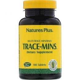 Nature's Plus, Трейс-Минс, 180 таблеток