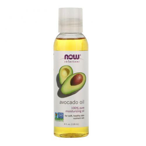 Now Foods, Масло авокадо, 4 жидкие унции (118 мл)