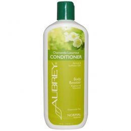 Aubrey Organics, Кондиционер для придания объема, для нормального тиа волос, с ромашкой, 11 жидких унций (325 мл)