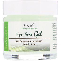 Sea el, Крем для кожи вокруг глаз Sea el, 1 унц. (30 мл)