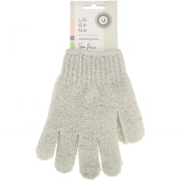 European Soaps, LLC, Urbana, частный спа, отшелушивающие перчатки, 1 пара
