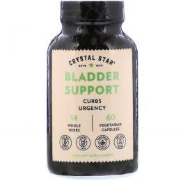 Crystal Star, Bladder Control (контроль над мочевым пузырем), 60 вегетарианских капсул