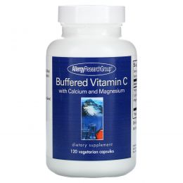 Allergy Research Group, 'Буферизованный витамин C, 120 капсул на растительной основе
