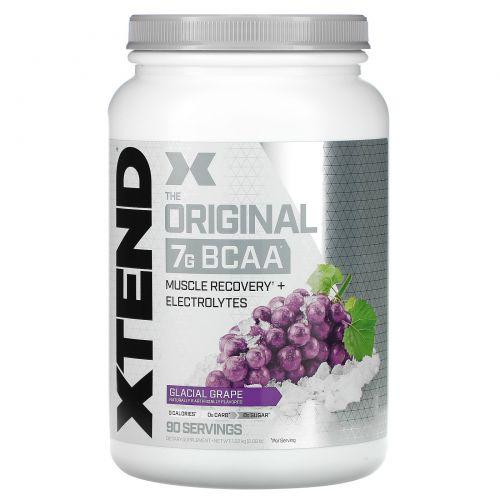 Scivation, Xtend, The Original, Glacial Grape, 2.68 lb (1.22 kg)