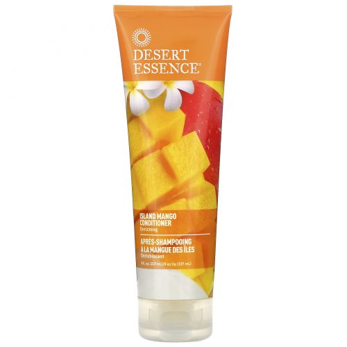 Desert Essence, Кондиционер, островной манго, 8 ж. унц. (237 мл)