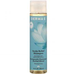 Derma E, Scalp Relief Shampoo, 8 fl oz