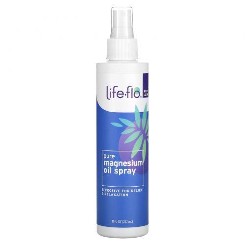 Life Flo Health, Life Flo Health, Магниевое масло, 237 мл