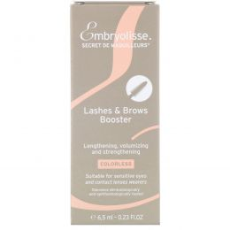 Embryolisse, Lashes & Brows Booster, 0.23 fl oz (6.5 ml)