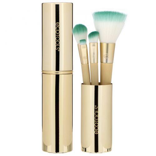 EcoTools, Vibrant Vibes Beauty Kit, набор из 5компонентов