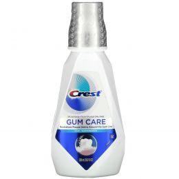 Crest, Gum Care Mouthwash, Cool Wintergreen, 16.9 fl oz (500 ml)