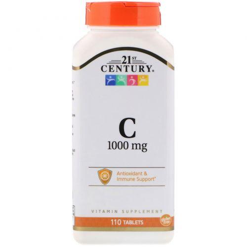 21st Century, C-1000, 110 таблеток
