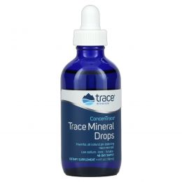 Trace Minerals Research, ConcenTrace Капли с микроэлементами