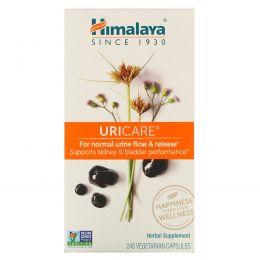 Himalaya Herbal Healthcare, UriCare, для поддержки почек, 240 вегетарианских капсул