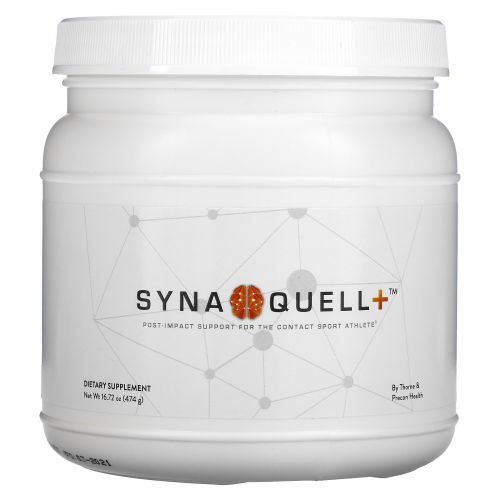 Thorne Research, SynaQuell+, Post-Impact Support For The Contact Sport Athlete, 16.72 oz (474 g)