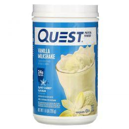 Quest Nutrition, Protein Powder, Vanilla Milkshake, 1.6 lb (726 g)