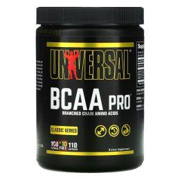 Universal Nutrition, BCAA Pro, добавка с аминокислотами с разветвленной цепью, 100 капсул