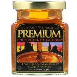 C.C. Pollen, Premium, чистый натуральный Мед 13.4 унций
