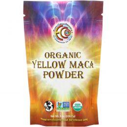 Earth Circle Organics, Порошок маки необработанный органический, 8 унций (226,7 г)