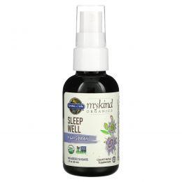 Garden of Life, MyKind Organics, Sleep Well R&R Spray, 2 fl oz (58 ml)