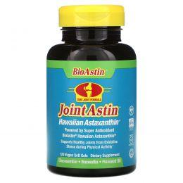 Nutrex Hawaii, JointAstin, 120 капсул на растительной основе с гелем