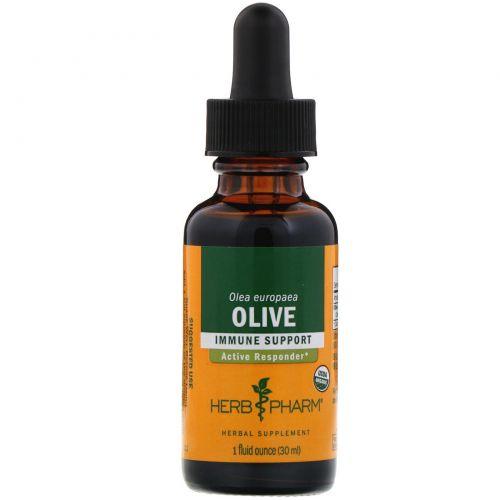 Herb Pharm, Олива, 1 жидкая унция (29.6 мл)