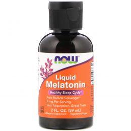 Now Foods, Liquid Melatonin, 2 fl oz (60 ml)