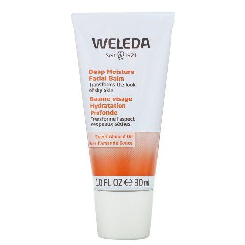 Weleda, Охлаждающий крем для сухой и очень сухой кожи, 1 жидкая унция (30 мл)