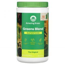 Amazing Grass, Оригинальная зеленая суперпища, 17 унц. (480 г)