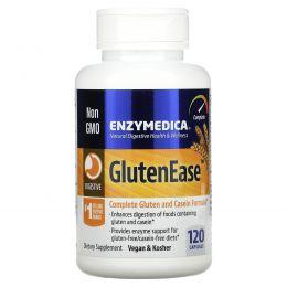 Enzymedica, GlutenEase, 120 капсул