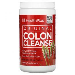 Health Plus Inc., Оригинальное средство очистки толстой кишки (Colon Cleanse), шаг 1, 12 унций (340 г)