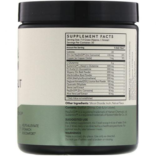 Terra Origin, Healthy Gut, Mint, 7.83 oz (222 g)