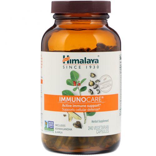 Himalaya Herbal Healthcare, ImmunoCare, 240 растительных капсул