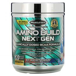 Muscletech, Amino Build Next Gen, Icy Rocket Freeze, 9.73 oz (276 g)