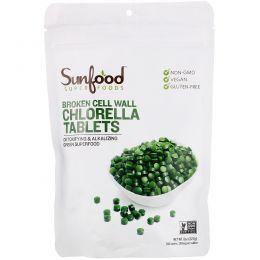 Sunfood, Chlorella Tablets, 8 oz.