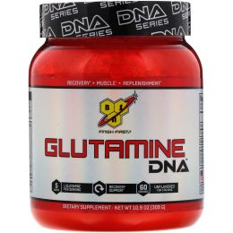 BSN, ДНК-серии, глутамин ДНК, неприправленный, 10,9 унций (309 г)