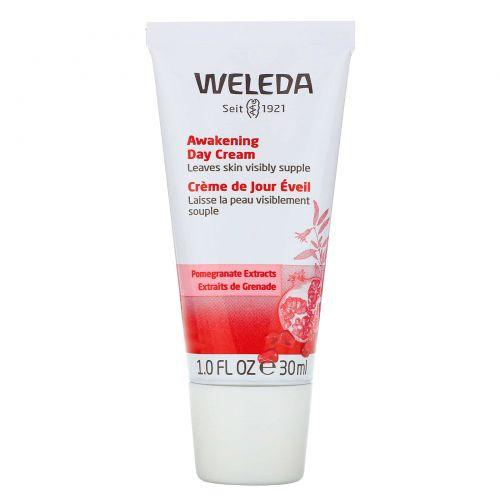 Weleda, Дневной крем с гранатом для повышения эластичности кожи, 1 жидкая унция (30 мл)