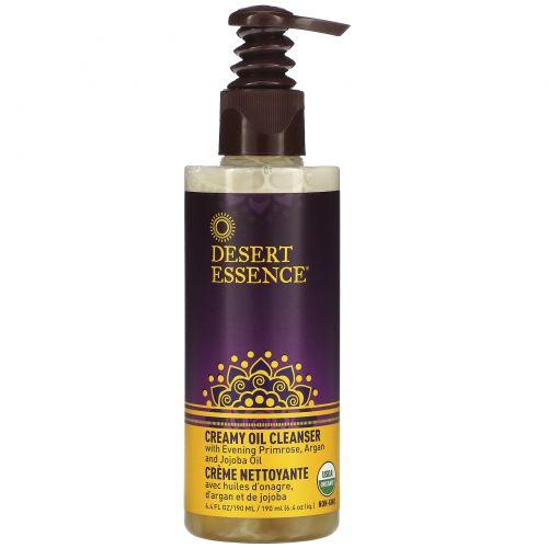 Desert Essence, Кремовое очищающее средство, 6,4 ж. унц. (190 мл)